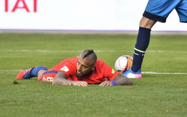 Bolivia 1-0 Chile || AFP