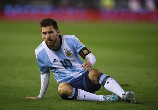 Argentina 1-1 Venezuela || AFP