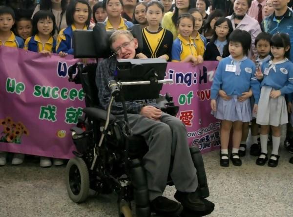 Una visita a Hong Kong en 2006 (SAMANTHA SIN / AFP)