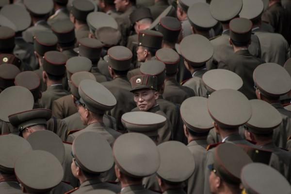 Desfile militar en Corea del Norte || AFP