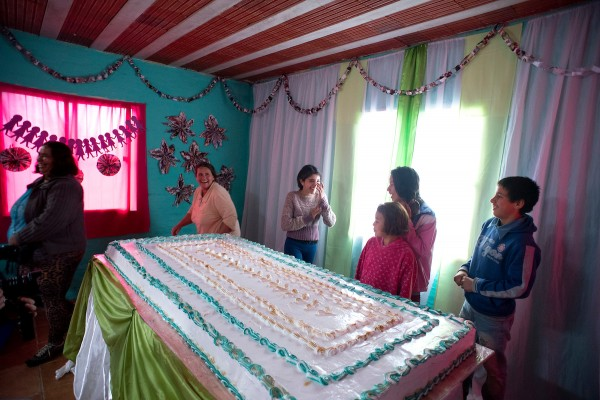 Inauguración de barrio Las láminas. Bella Unión, Artigas. || Ricardo Antúnez / adhocFOTOS