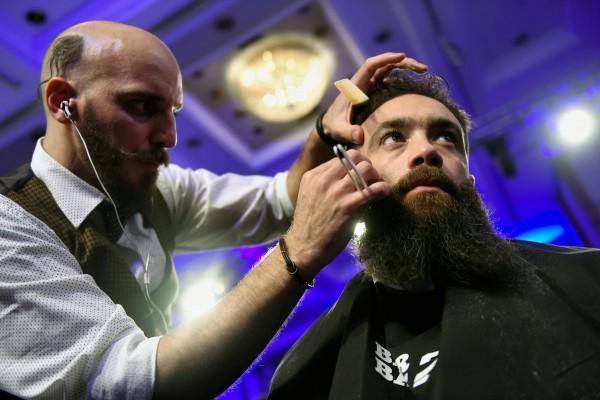 Barber Battle 2 en el Hotel Radisson. || Nicolás Celaya /adhocFOTOS