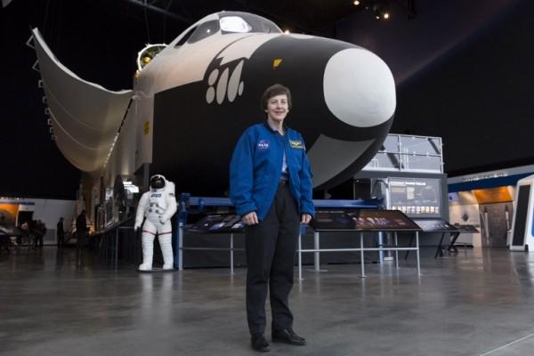 ESTADOS UNIDOS - Wendy Lawrence, ex astronauta de la NASA    AFP