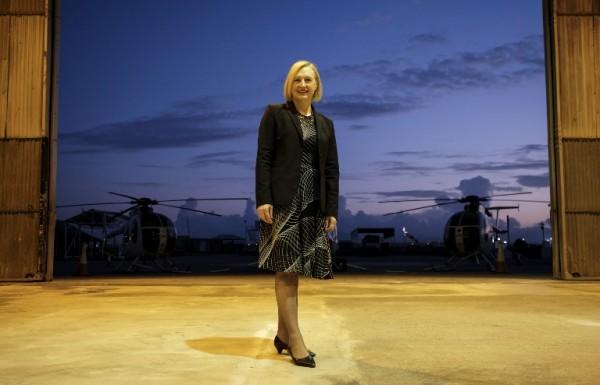 CANADÁ - Elizabeth Spehar, representante ante la ONU    AFP