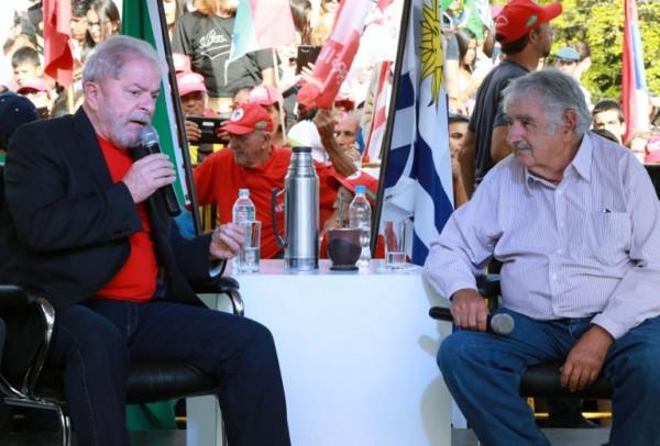 Lula inicia cuarta caravana en sur de Brasil