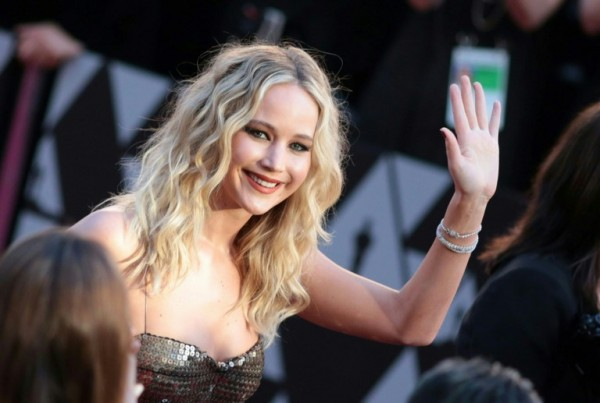 Jennifer Lawrence (AFP)