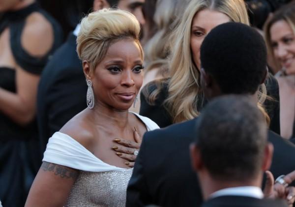 Mary J. Blige (AFP)
