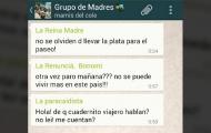 Portal 180 - Las típicas integrantes de cualquier grupo de WhatsApp de madres uruguayas