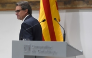 Portal 180 - Artur Mas renuncia a su reelección como presidente de Cataluña