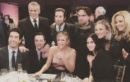 Portal 180 - El elenco de Friends reunido junto al de The Big Bang Theory