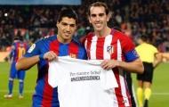 Portal 180 - Suárez y Godín #MásUnidosQueNunca en el Camp Nou