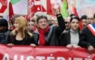 Portal 180 - Candidato de la izquierda radical sube en los sondeos de presidenciales en Francia