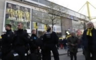 Portal 180 - Explosiones cerca del ómnibus del Dortmund; partido cancelado y Bartra fue herido