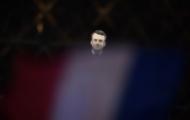 """Portal 180 - Macron prometió combatir """"el miedo"""" y las """"divisiones"""""""