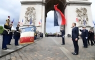 """Portal 180 - Macron asume para """"devolver la confianza a los franceses"""" y """"relanzar"""" la UE"""