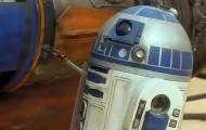 Portal 180 - Un R2-D2 utilizado en Star Wars fue vendido por 2.8 millones de dólares