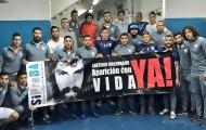 Portal 180 - El fútbol argentino pregunta dónde está Santiago Maldonado