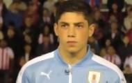 """Portal 180 - Valverde """"tiene para muchos años en la selección"""", dijo Tabárez"""