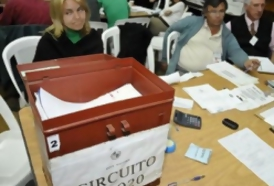 Portal 180 - Montevideo: casi 14% de voto en blanco