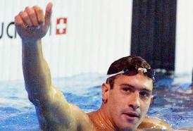 Portal 180 - Medallistas olímpicos de nivel mundial en clínica sobre natación