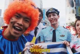 Portal 180 - Japoneses hacen gala de su conocimiento sobre Uruguay