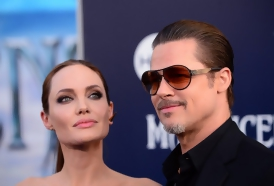 Portal 180 - Angelina Jolie pidió el divorcio de Brad Pitt