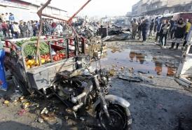 Portal 180 - Bagdad: atentado del EI deja 18 muertos