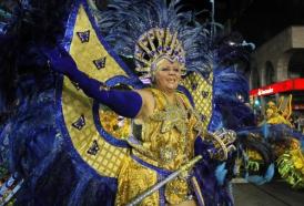 Portal 180 - Imperatriz ganó el Desfile de Escuelas de Samba
