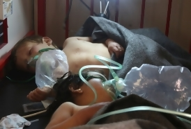 Portal 180 - Lo que se sabe del ataque químico en Siria