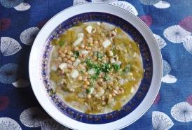 Portal 180 - Adas Be Hamod, sopa libanesa de acelga y limón