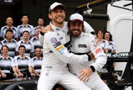 Portal 180 - Button saldrá del retiro por una carrera y sustituirá a Fernando Alonso en Mónaco