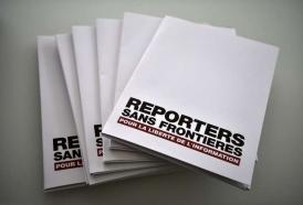 """Portal 180 - Reporteros Sin Fronteras: Uruguay es """"modelo"""" en libertad de prensa"""