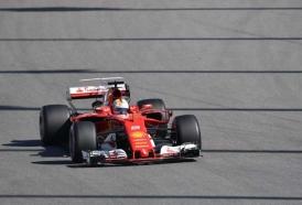 Portal 180 - Vettel y Ferrari imponen su ley en parrilla de salida del GP de Rusia