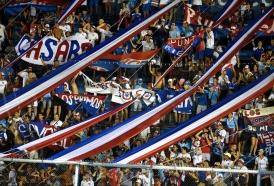 Portal 180 - Las banderas de Peñarol y la directiva de Nacional
