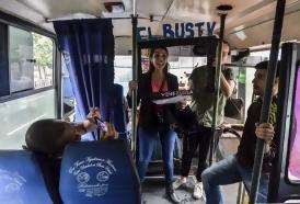 Portal 180 - El Bus TV, un noticiero en vivo para informar a los venezolanos