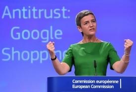 Portal 180 - Multa récord a Google: 2.424 millones de euros