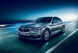 Portal 180 - Se corrió el telón y la Serie 5 de BMW maravilló a todos