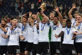 Portal 180 - Alemania subió al primer lugar del ránking FIFA; Uruguay está 17°