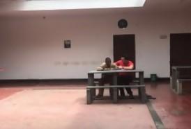 Portal 180 - Viera perdona en la cárcel al hombre que lo baleó