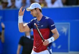 Portal 180 - Murray, vigente campeón, eliminado en cuartos de final de Wimbledon