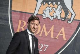 Portal 180 - Totti trabajará en los despachos de la Roma