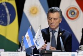 Portal 180 - Mercosur emplaza a Venezuela para que dialogue o salga del bloque
