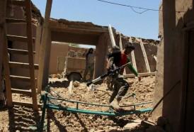 Portal 180 - Mueren dieciséis policías afganos en un ataque aéreo estadounidense