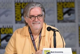 "Portal 180 - Matt Groening hará serie animada para Netflix: ""Disenchantment"""