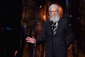 Portal 180 - David Letterman sale de su retiro para conducir serie de Netflix