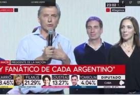 Portal 180 - Listas de Macri al frente en primarias legislativas argentinas