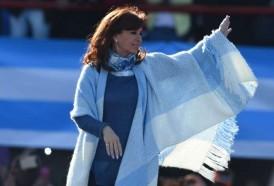 Portal 180 - Cristina se atribuye la victoria en Buenos Aires