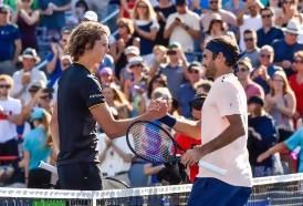Portal 180 - Zverev derrotó a Federer y ganó el Masters 1000 de Montreal