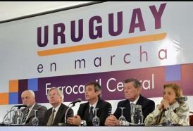 Portal 180 - Gobierno presentó plan para vías férreas entre Montevideo y segunda planta de UPM