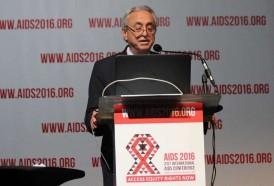 """Portal 180 - """"Nadie debería morir de sida, es dramático que fallezca un millón de personas"""""""